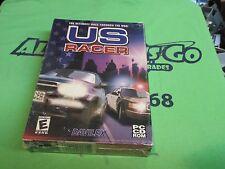 US Racer (PC, 2002) - Retail Box - PC Game - Win 95/98/ME/2000