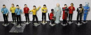 1992 Star Trek Danbury Mint Ceramic Figure Collection- Your Choice of 12 or Set