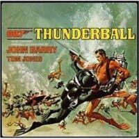 THUNDERBALL (REMASTER) CD OST 18 TRACKS NEW+