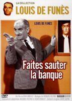 FAITES SAUTER LA BANQUE - DVD NEUF SOUS BLISTER