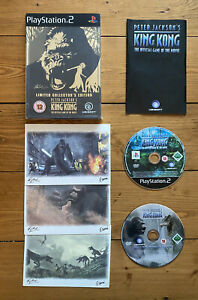 King Kong - Collector's Edition - (PlayStation 2/ Sony PS2)