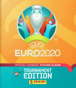 SCAMBIO figurine Uefa Euro 2020 Tournament Panini Champions Mondiali Calciatori