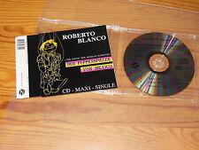 Roberto Blanco-il giocatore di bambole di Mexico/3 Track Maxi-CD 1994