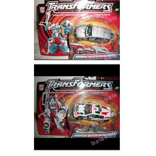 Transformers Robots In Disguise R.i.D X-Brawn x 2 one silver plus one white