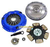 FXR STAGE 4 CLUTCH KIT& FLYWHEEL for 93-03 FORD PROBE MAZDA 626 MX6 PROTEGE 2.0L