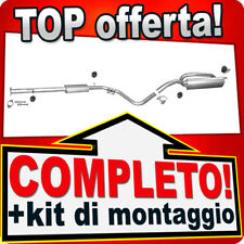 Scarico Completo FIAT BRAVO II (198) 1.4 T-JET Marmitta A59