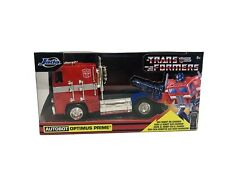 1 32 Optimus Prime Autobot Truck Transformers Jada G1