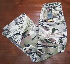 Under Armour Ridge Reaper Barren Pants Mid Season 30 $160 NWT Camouflage X Storm