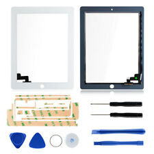 Touch Screen Glass Digitizer Replacement For IPad 2 A1395 A1396 A1397  White US