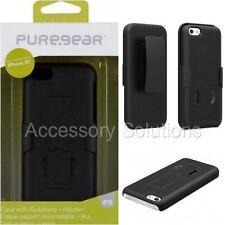 PureGear Apple iPhone 5C Kickstand Holster Combo With Belt Clip, 60327PG