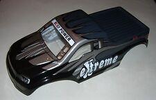 Karo Karosserie 1:10 Passend für Torche Xmissile RC Off Road Monstertruck Neu