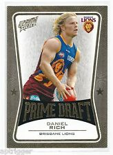 2013 Select Prime Draft (PD3) Daniel RICH Brisbane (# 091)