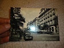 Simca 6 ou 8 a Roma Itali : Fiat Topollino