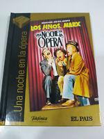 Una Notte IN La Opera Fratelli Marx - DVD Libro Spagnolo Inglese Regione 2 - Am