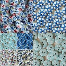 Unbranded Wooden Pack Sewing Buttons