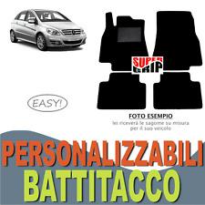 PER MERCEDES CLASSE B W245 TAPPETINI AUTO SU MISURA MOQUETTE E BATTITACCO | EASY
