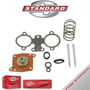 SMP STANDARD Fuel Pressure Regulator for 1987-1989 GMC R2500 V8-7.4L