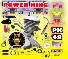 POWERFUL 48cc/49cc/50cc 2-STROKE Motorized Bike KIT FOR BICYCLES MOTOR BIKES DIY