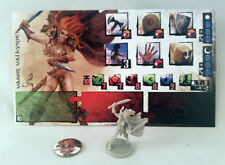 VANIR VALKYRIE Conan Monolith Board Game KSExclusive - No Box