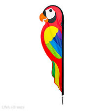 Parrot Banner Spinner. Ground Spinner. Garden Spinner. Great for camping,caravan