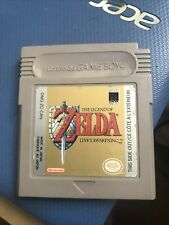 The Legend Of Zelda Link's Awakening. Nintendo Game Boy.