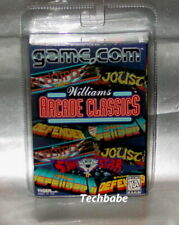 Brand New Williams 5in1 Arcade Classic hits for Tiger game.com system