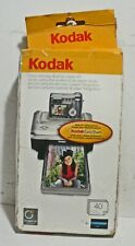 Kodak PH-40 Ink Cartridge + Photopaper for dock printer