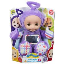 Teletubbies Tinky Winky Sensory Soft Toy NEW