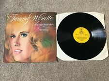 New listing TAMMY WYNETTE - STAND BY YOUR MAN : EX+ UK A1/B1 VINYL LP EPC 69141 PRO CLEANED!