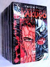 IL DESTINO DI KAKUGO n 1-11 SERIE COMPLETA Dynamic 1998 Takayuki Yamaguchi Manga