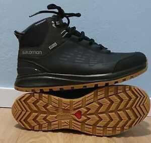 Salomon Herren Winter Boots Stiefeletten Kaipo CS WP 2, Gr. 46 2/3, neu