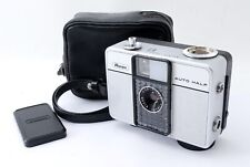 Ricoh Auto Half E 35mm Camera w/ Case Excellent++ from JAPAN