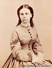 Indian Captive, Olive Oatman, Arizona - Historic Photo Print
