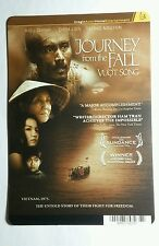 JOURNEY FROM THE FALL VUOT SONG PHOTO MINI POSTER BACKER CARD (NOT a movie)