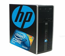 HP COMPAQ 6000 PRO MICROTOWER Intel Core 2 DUO 4gb RAM 500gb HDD
