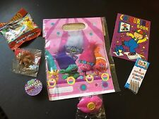 Dreamworks Trolls Pre Filled Goody Bag, Ready Made Birthday Party Loot Favours