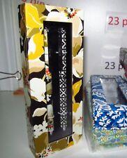 VERA BRADLEY REFILLABLE INK PEN RARE PEN & PENCIL SET DOGWOOD  NEW BOX