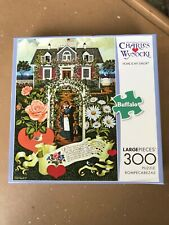 Charles Wysocki Home Is My Sailor 300 Piece Puzzle