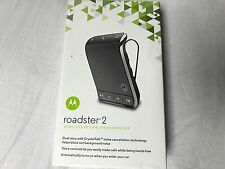 Motorola Roadster 2 Universal Bluetooth In-Car Speakerphone 89556N