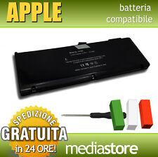 > BATTERIA per APPLE MacBook Pro 15 pollici A1382