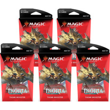 Magic the Gathering Ikoria Lair of Behemoths Theme Booster Set of 5
