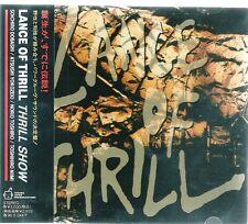 Lance of Thrill Thrill Show Japan CD w/obi yokozeki atsushi TKCA-70378
