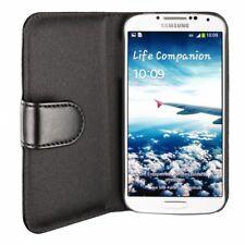 Artwizz Funda de piel cubierta de SeeJacket duro caso para Galaxy S4 negro B-War