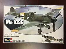 Messerschmitt Bf 109G 'Gustav' - 1/32 scale Revell unassembled aircraft kit#4407