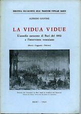 La vidua vidue. L'assedio saraceno di Bari del 1002 e l'intervento veneziano