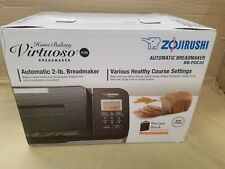 Zojirushi BB-PDC20BA Home Bakery Virtuoso Plus Breadmaker 2lb Loaf Bread