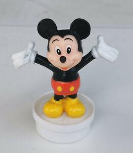 figurines Mickey / Minnie / Clarabelle / Daisy