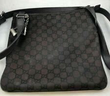 Gucci Nylon Cross Body Messenger Bag
