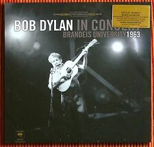 BOB DYLAN  IN CONCERT BRANDEIS UNIVERSITY 1963  Audiophile 180g  Mono LP SEALED