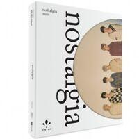 VICTON 5th Mini Album [nostalgia] Nostos Ver. CD+P.Book+P.Card+Message+F.Poster
